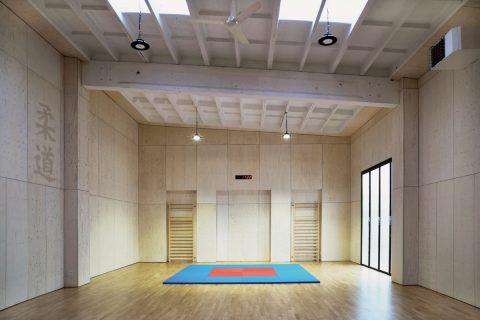Der sanfte Weg: Judo im Heizhaus