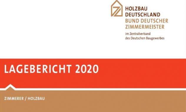 Lagebericht Holzbau Deutschland