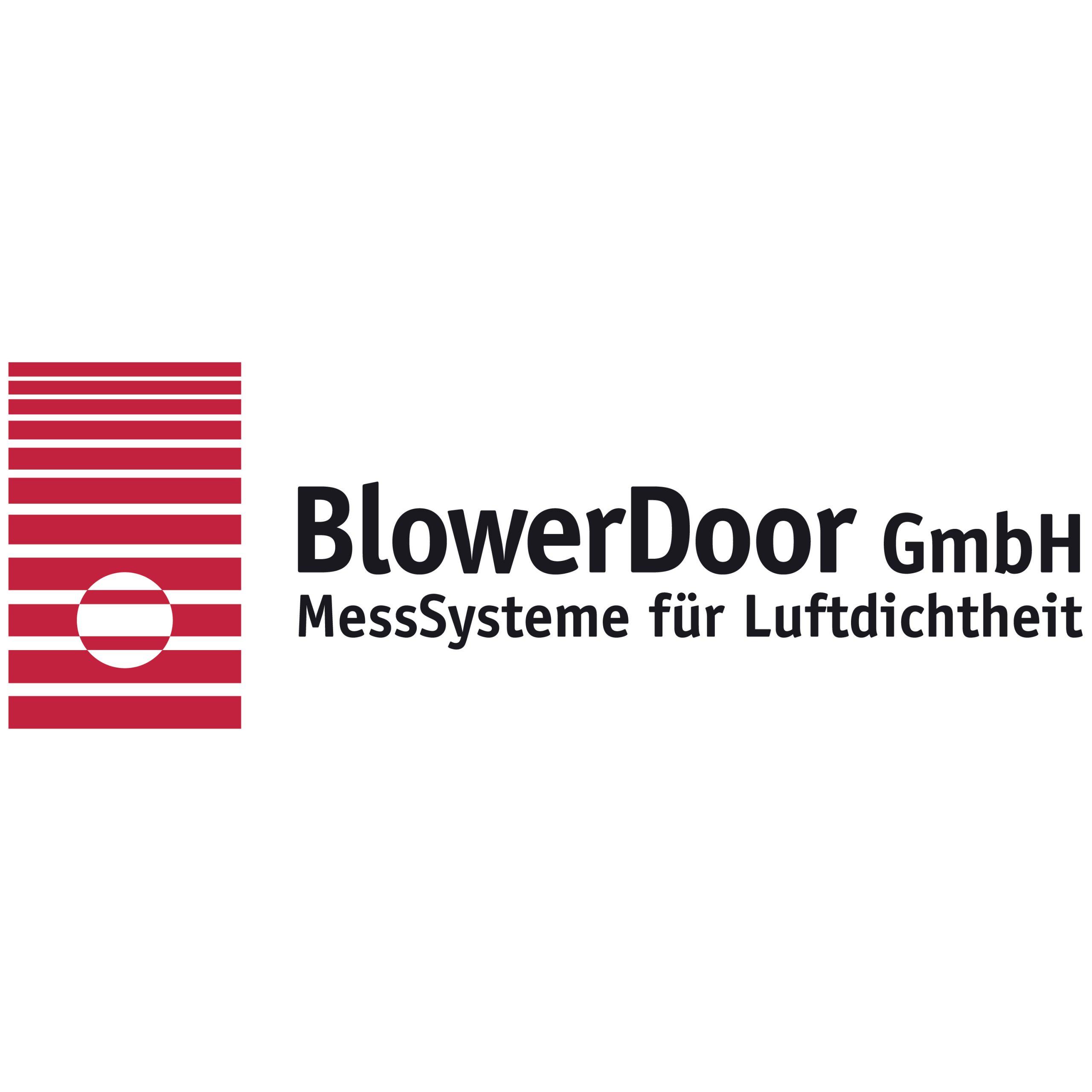 Logo Blower Door