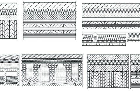 Massivholzdecken und die Trittschallübertragung