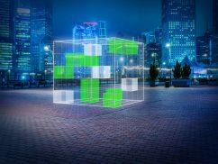3D Grafik Quadrat