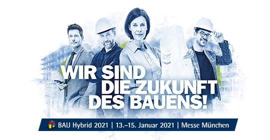 Logo BAU 2021