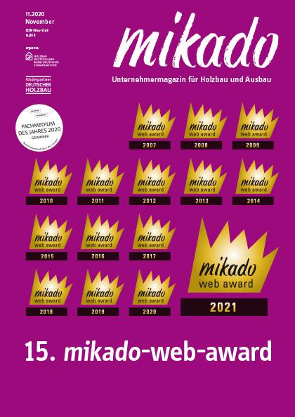 mikado Ausgabe 11.2020