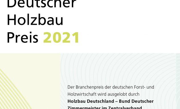 Grafik Deutscher Holzbaupreis