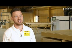 Holzrahmenbau – automatisiert Vorfertigen