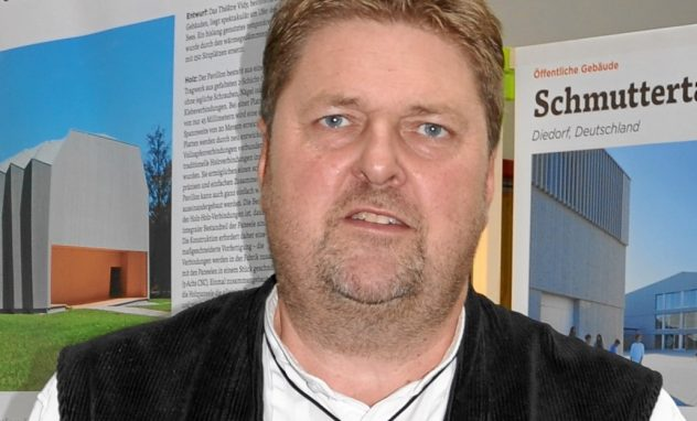 Gerd Renz Verbandspräsident Holzbau Baden-Württemberg