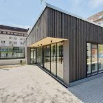 Kulturzentrum Bottrop Dämmung Rockwool