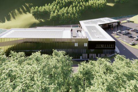 Dachkonstruktion knackt Rekorde