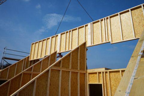 Holzrahmenbau –  aktueller denn je
