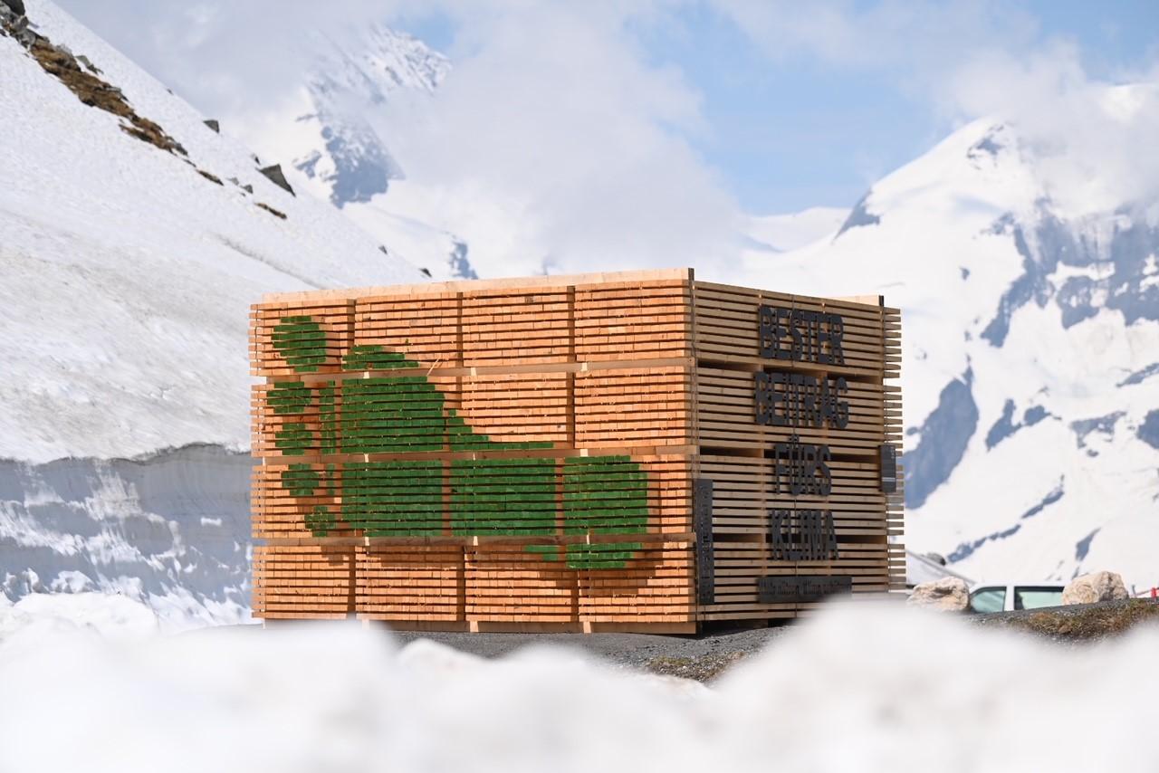proHolz Salzburg Holzinstallation