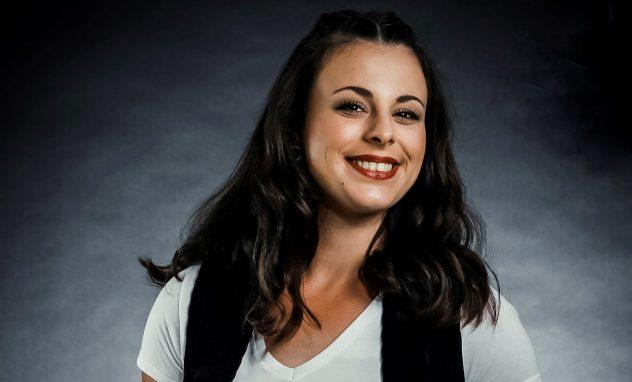 Sabrina Simon Messebotschafterin Dach+Holz 2022