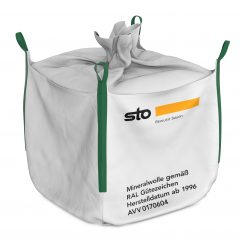 Sto Recycling Steinwolle