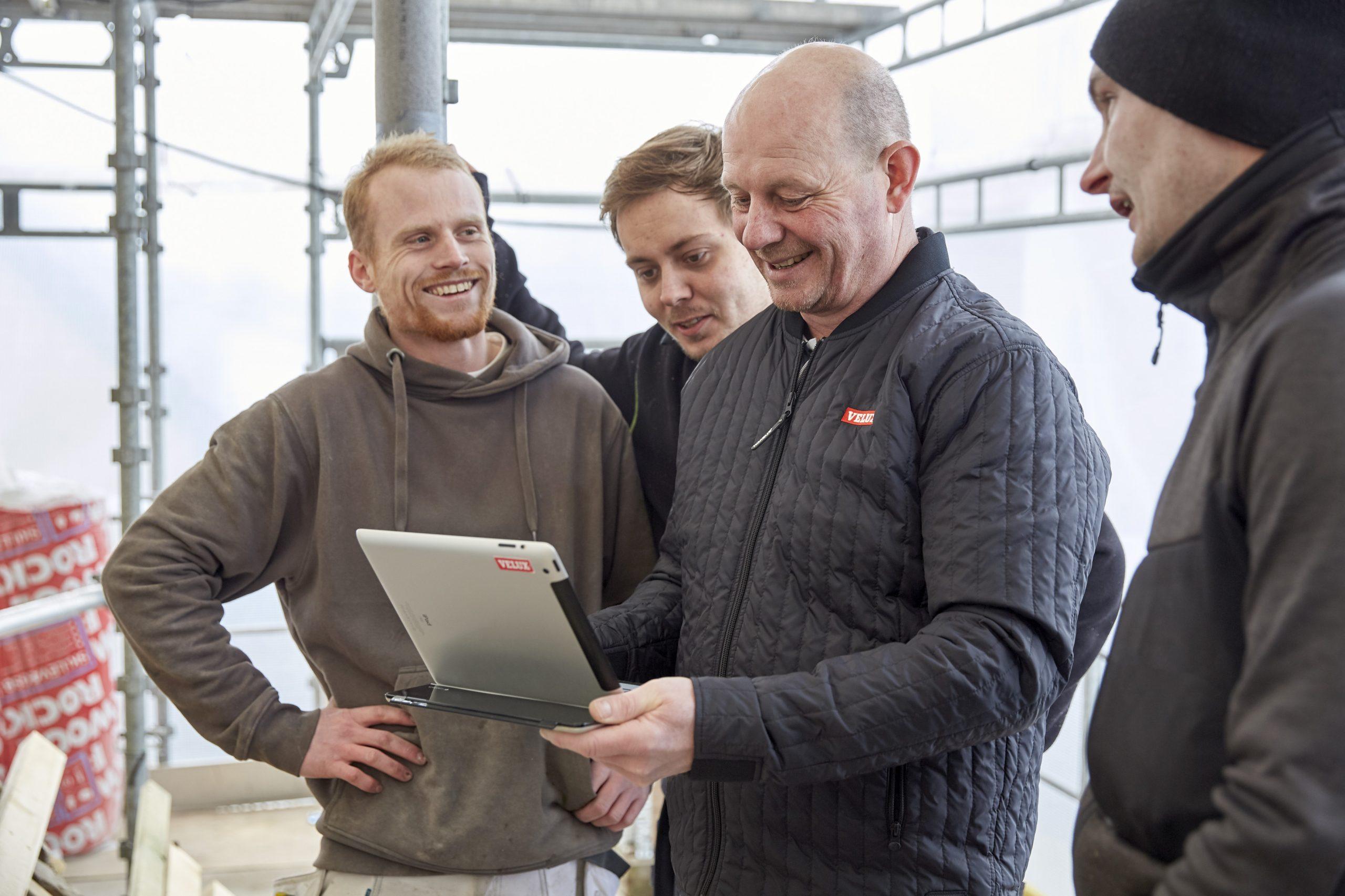 Velux Digitale Services Handwerk