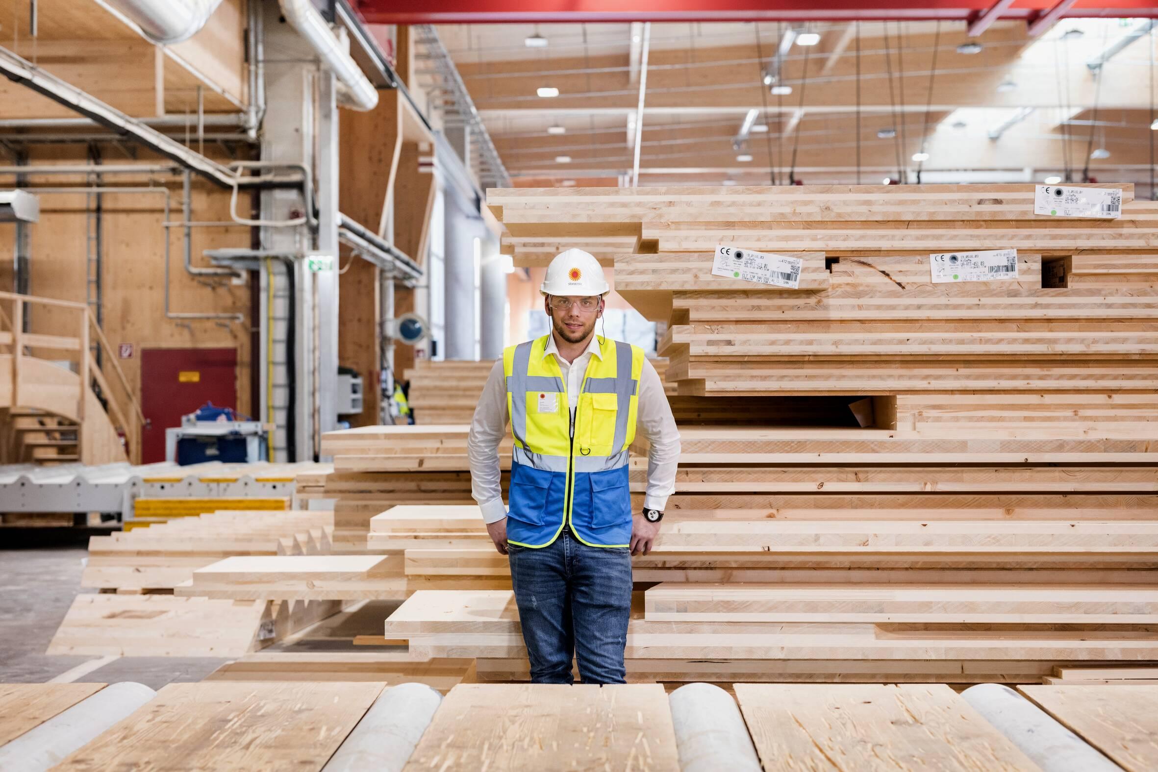 Stora Enso Hödl Production Manager