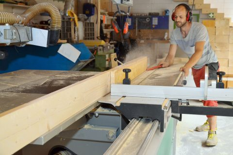 Abbundzentrum: Problemlöser für Handwerker und Holzfachhandel