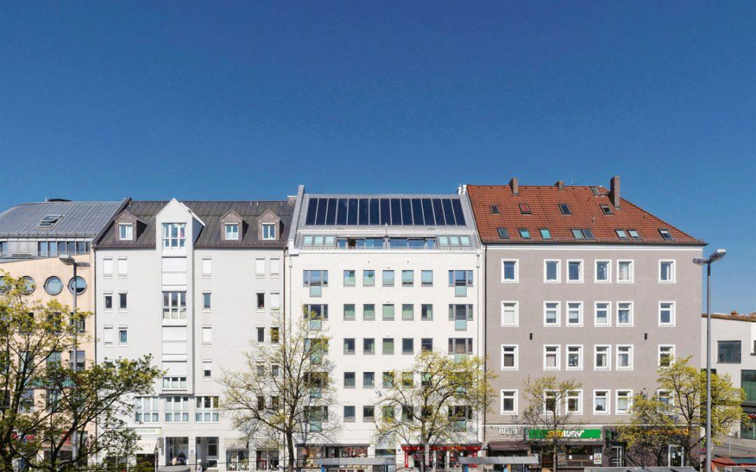 tepla3: Wohn- und Geschäftshaus